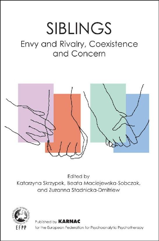 Cover - Siblings Envy and Rivalry, Coexistence and Concern