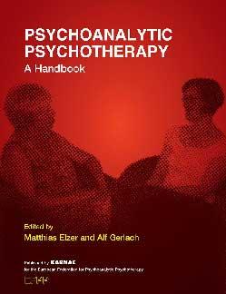 Cover -Psychoanalytic Psychotherapy A Handbook