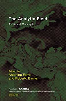 Cover -The Analytic Field A Clinical Concept