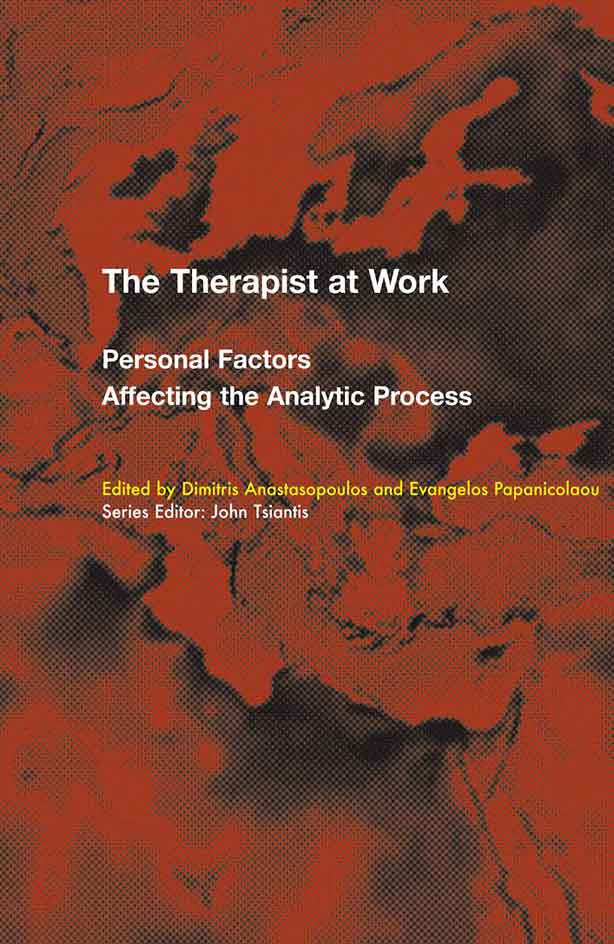 Cover - The Therapist at Work Personal Factors Affecting the Analytic Process