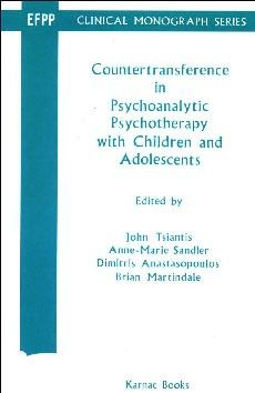 Cover - Countertransference in Psychoanalytic Psychotherapy with Children and Adolescents