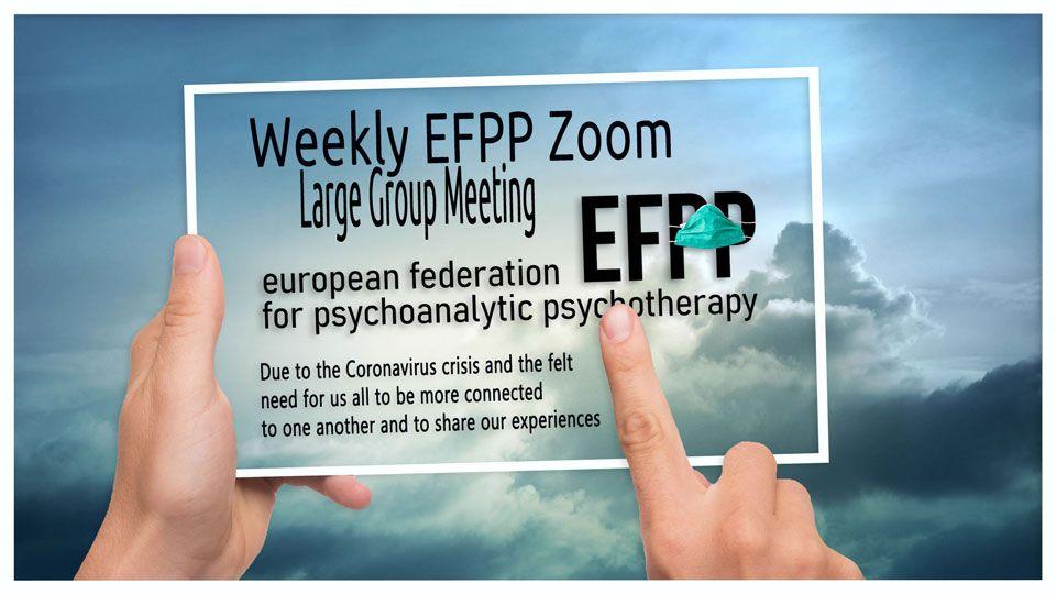 Large Group Zoom Meeting Weekly