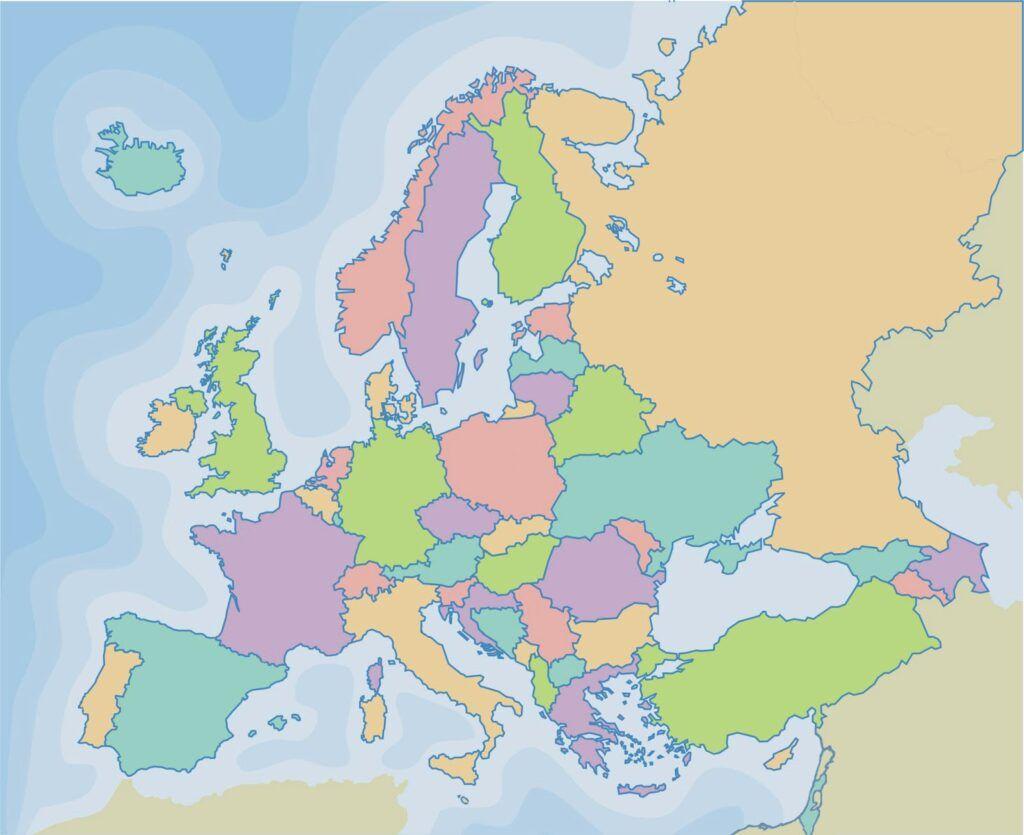 Euopean Countries Members