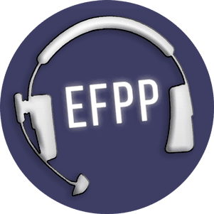 Logo EFPP Podcast